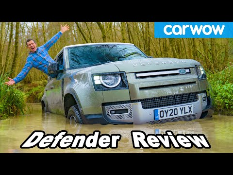 Land Rover Defender In Depth On And Off Road Review