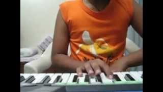 Indian National Anthem Jana Gana Mana Instrumental on Keyboard