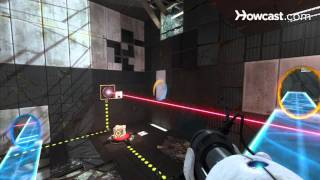 Portal 2 Walkthrough / Chapter 3 - Part 9: Room 17/22