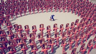 ONE PUNCH MAN vs 200x UNITS - Totally Accurate Battle Simulator TABS