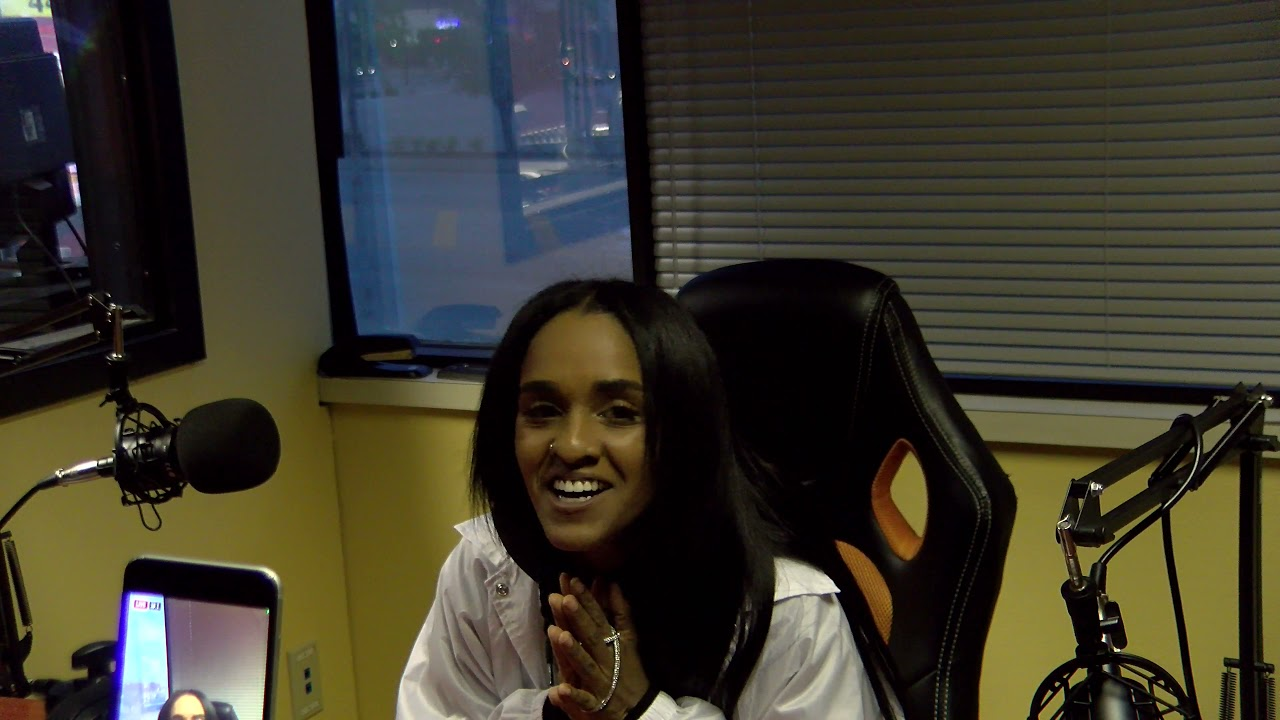 """Princess Tiana stops by CUG to drop off her new single """"Nun To It"""" and talk about her music journey"""