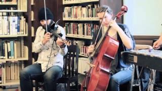 Music in the Stacks: Saltbreaker