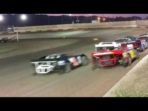 Peoria speedway 8-19-17 sblm feature Matt Murphy