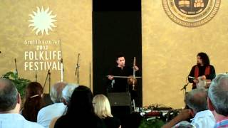 Karabakh Foundation presents Mugham Music at Smithsonian Folklife Festival 2012 - 3