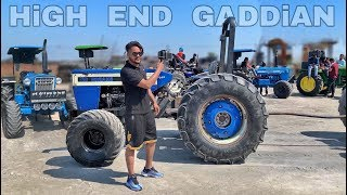 High End Gaddian || Front Excel Change Modes || 10 Modified tractors || Breakan fail Group || Swaraj