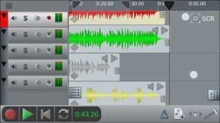 (8.06 MB) Como fazer edição de áudio em seu Android - n-track pro - Parte 1 - Ricardo Patrese Mp3