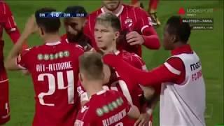 Rezumat: Dinamo - Dunarea Calarasi 2-0 Liga 1 Etapa 1 Play Out