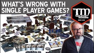 What's Wrong With Single Player Wargames?