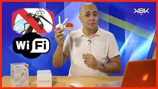 KBK TV- TP-link TL-WA860RE Répéteur Wi-Fi N 300 Mbps