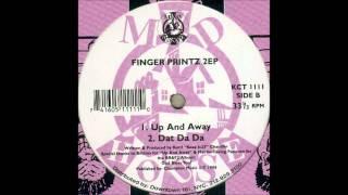 Kerri Chandler - Finger Printz EP (Part 2) UP & Away