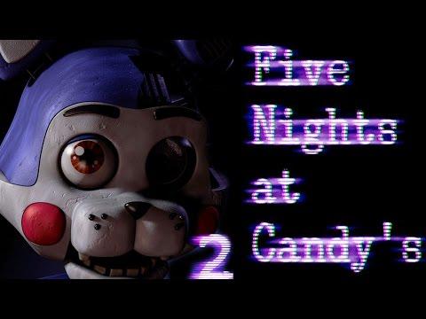 Nuevo Five Nights At Candy´s 2 | Noches 1 y 2 | Link de Descarga | Español |