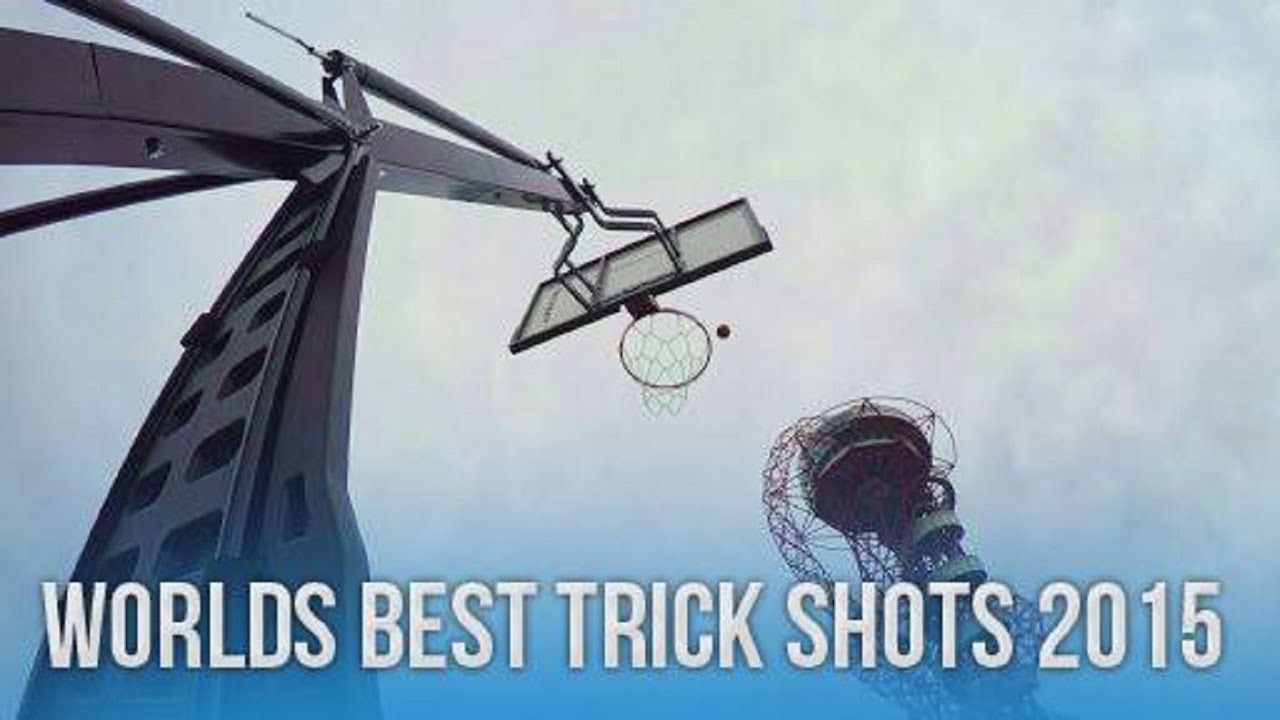 Basketball Trick Shot compilation of the BEST on Youtube 2015