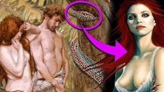 EVA não foi a PRIMEIRA mulher de adão ! - A história de LILITH