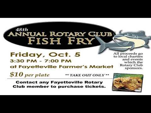 Rotary Fish Fry 2018