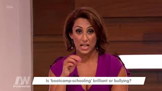 Linda Used to Bunk Off School With Her Son   Loose Women