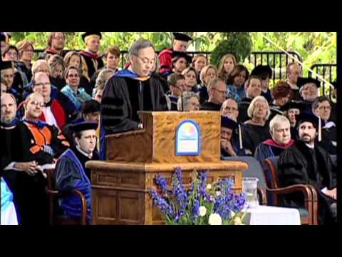 Dr. Steven Chu - Pomona College Commencement Speaker 2011