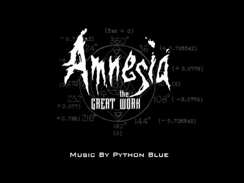 Amnesia: The Great Work Soundtrack: The Intelligencer - Music by Python Blue