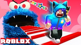 ESCAPE FROM THE EVIL TOYS! Roblox Toys R Us Escape Obby