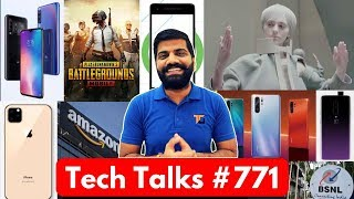 Tech Talks #771 - PUBG Death, Amazon Ads, Mint Launcher, iPhone 11 Charging, Ola Ban, Whatsapp