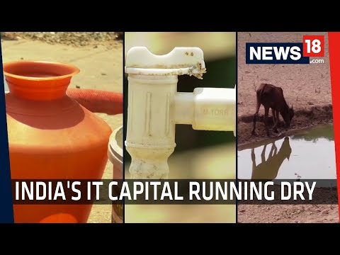 Watch: India's IT Capital Running Dry