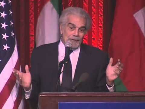 Omar Sharif at the 2006 Annual Convention
