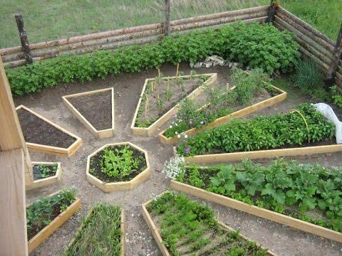 Смотреть Французский стиль Красивый огород по французски