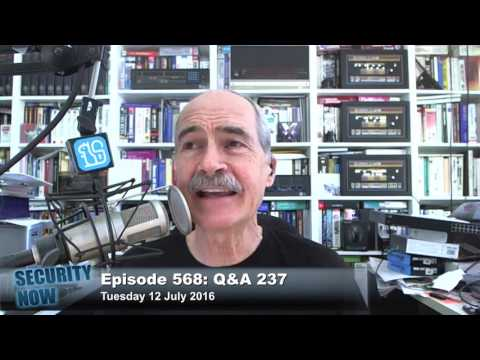Security Now 568: Your Questions, Steve's Answers 237