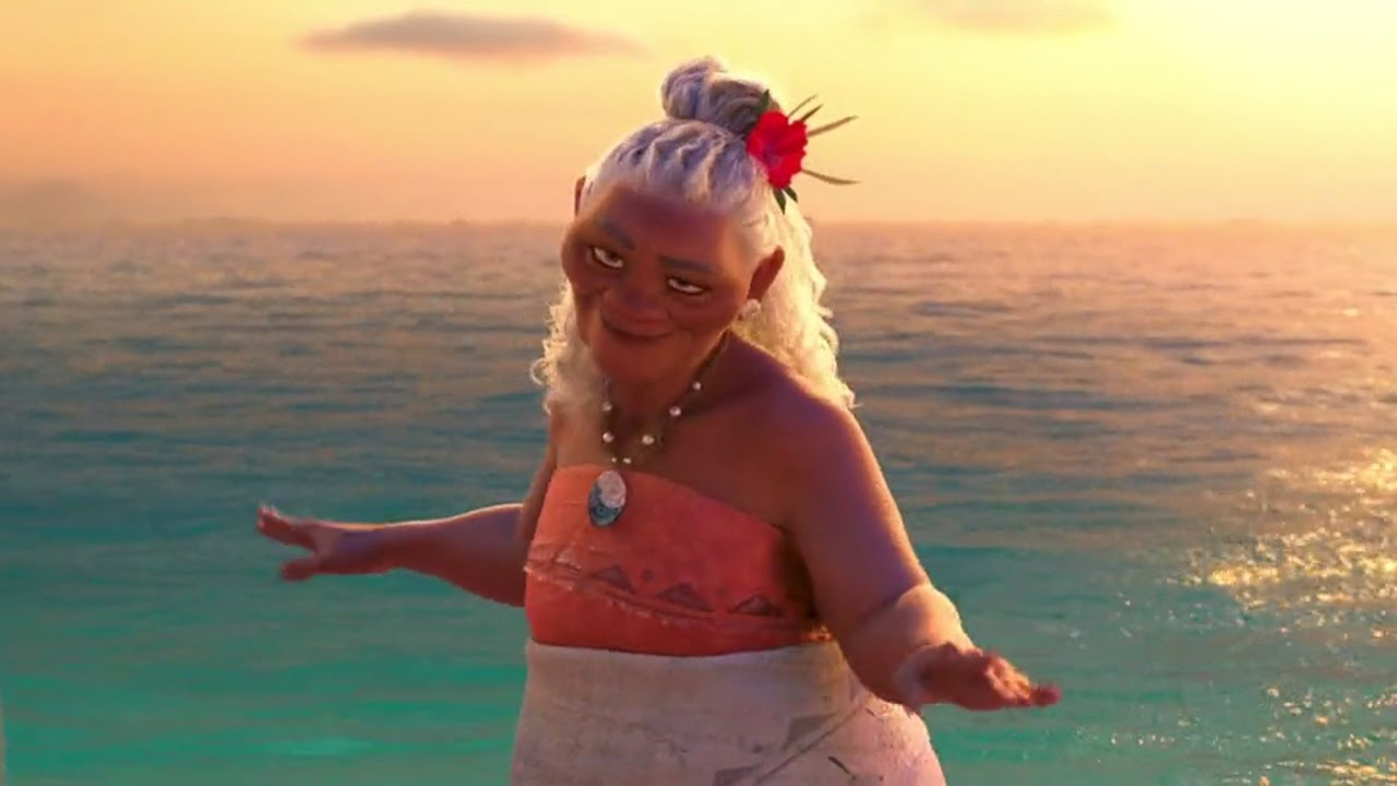 Vaiana/Moana - Is there anything you want to hear? (Eu Portuguese) - YouTube