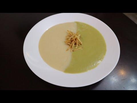 Delicious Potato And Asparagus Soup