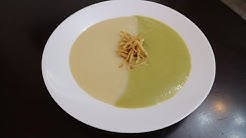 Delicious Potato And Asparagus Soup