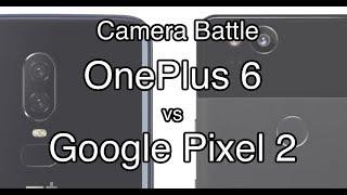 OnePlus 6 vs Google Pixel 2 (Сравнение камер, без коментариев)