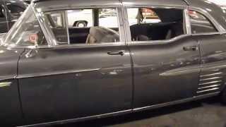 1958 Cadillac Limousine Series 75.