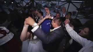 Отрывок из свадебного фильма (Танцы)