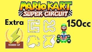 Mario Kart: Super Circuit - 150cc Extra Lightning Cup (3-Star Rank)