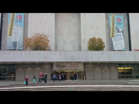 Tour of the National Museum of American History (Washington, DC)