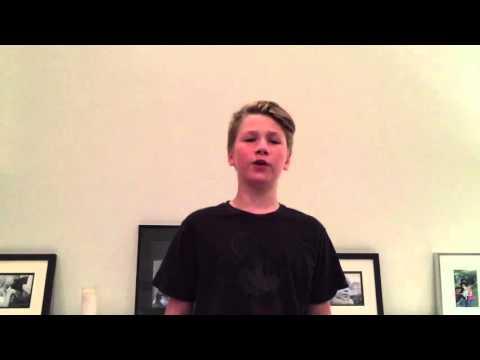 Jackson Powell (age 13) - Barracuda