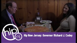 Hip New Jersey: Governor Richard Codey