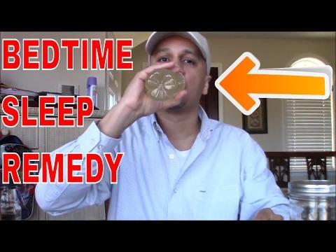 Making His Bedtime SLEEP REMEDY Organic Health Drink | 100%