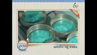 Flavours Of Gujarat - Protein Wrap And Amazing Blue Cupcake