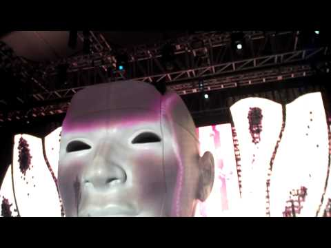Avicii- Drowning/ Kernkraft 400 (Coachella 2012 Weekend 2)