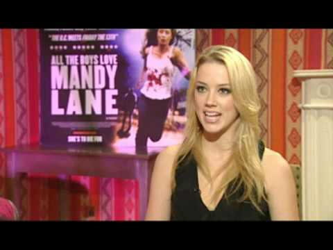 Amber Heard talks All The Boys Love Mandy Lane  Empire Magazine