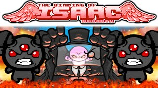 The Binding of Isaac REBIRTH: DR FETUS + PURE EVIL