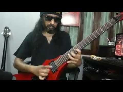 Guitar Tips on picking and Shredding by Ibrahim Ahmed Kamal