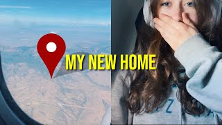 Arriving in Arizona & Meeting My Host Family for the 1st Time | Exchange Year