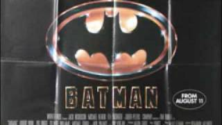 COMIC BOOK MOVIE ZONE: Batman Review(1989)