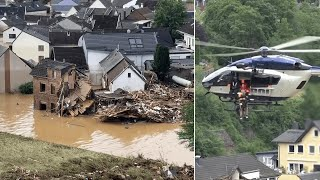 video: What's causing the extreme weather and flooding in Europe?