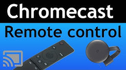 Chromecast remote control HDMI CEC