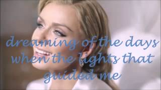 Katherine Jenkins Dreaming of the Days(Einaudi's I giorni) lyrics