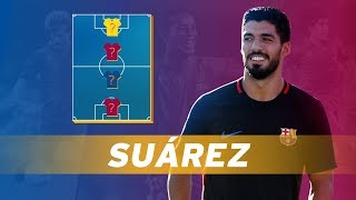 LUIS SUÁREZ | MY TOP 4 (LEGENDS)