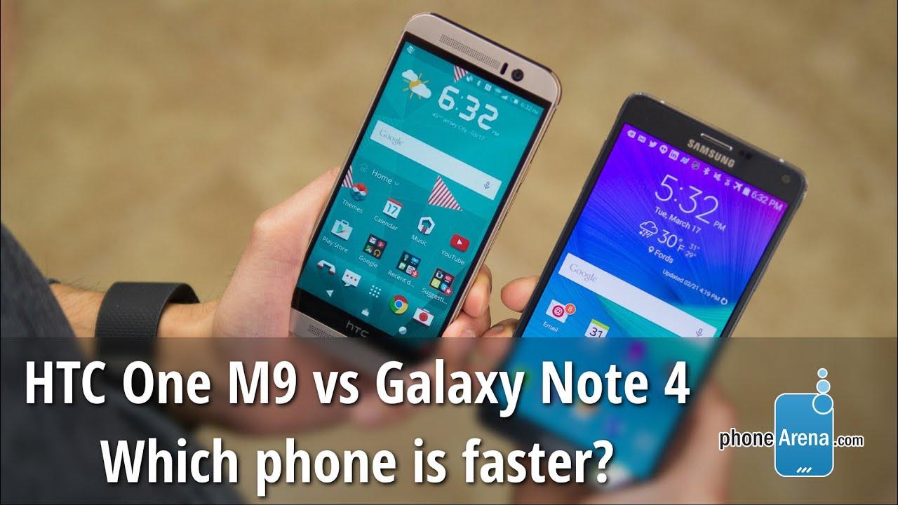Samsung galaxy note 5 vs htc one m9 plus a comparison - Samsung Galaxy Note 5 Vs Htc One M9 Plus A Comparison 16